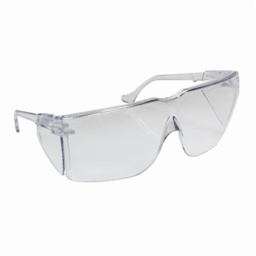 3M™ Tour-Guard™ III 078371-62345 Economy Protective Eyewear, Uncoated Clear Lens, Frameless Clear Polycarbonate Frame, Polycarbonate Lens, Specifications Met: ANSI Z87.1-2003, CSA Z94.3