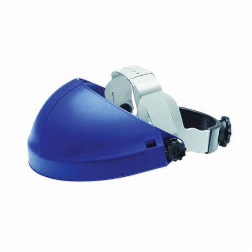 3M™ 078371-82501, Blue, Thermoplastic, For Use With 3M Faceshield, Ratchet Adjustment