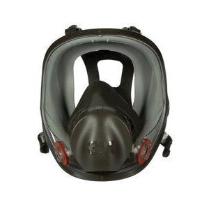 3M™ 051138-54159 6900 Reusable Full Facepiece Respirator, L, Bayonet Connection