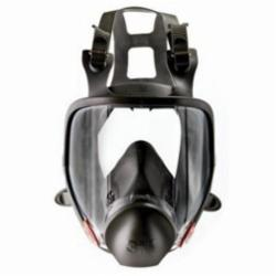 3M™ 051138-54159 6900 Reusable Full Facepiece Respirator, L, Bayonet Connection
