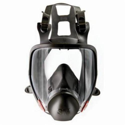 3M™ 051138-54159 6000 Reusable Full Facepiece Respirator, L, Bayonet Connection