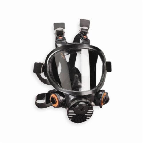 3M™ 051138-54259 7800 Reusable Full Facepiece Respirator, L, Bayonet Connection
