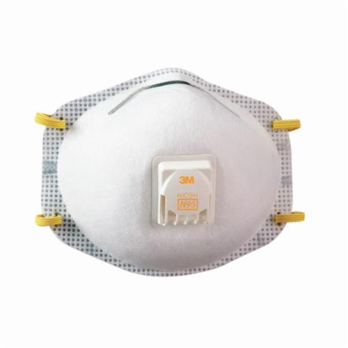3M™ 8211 Standard Particulate Respirator, Resists: Non-Oil Based Particles