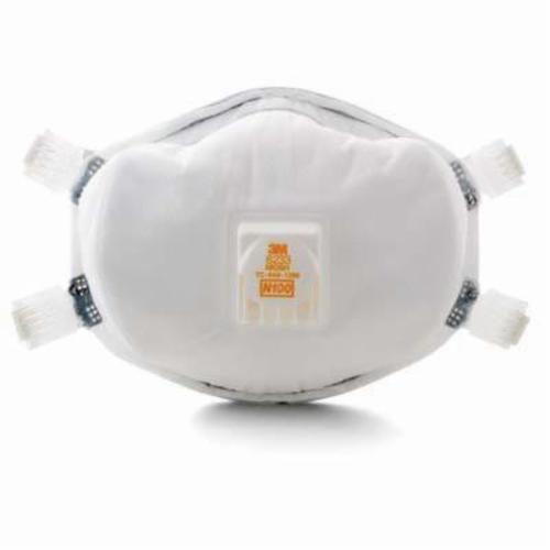 3M™ 051138-54143 Standard Particulate Respirator, Resists: Non-Oil Based Particles