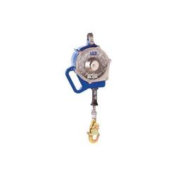 3M DBI-SALA Fall Protection 3400800 Sealed-Blok™ Self-Retracting Lifeline With Swivel Snap Hook, 420 lb Load Capacity, 30 ft L, Specifications Met: ANSI A10.32, ANSI Z359.1, ANSI Z359.14, OSHA 1910.66, OSHA 1926.502