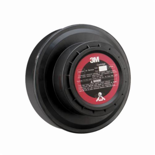 3M™ 051131-07196 PAPR Cartridge, For Use With Belt Mounted Powered Air Purifying Respirator Systems, Resists: HEPA and Organic Vapors