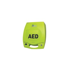 ZOLL® AED® 8000-004000-01 Defibrillator, Semi-Automatic Operation, Adult (120J/150J/200J)/Pediatric (50J/70J/85J), 10 s Charging, 48 in L Cable