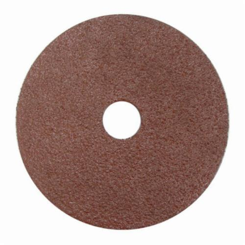 AL-tra CUT™ 59875 Coated Abrasive Disc, 3 in Dia, 60 Grit, Coarse Grade, Aluminum Oxide Abrasive, Metal Hub Attachment