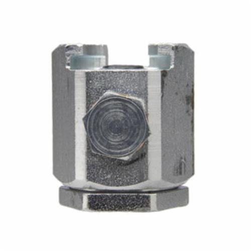 Alemite® 304301 Giant Push-On Button Head Coupler, 7/16-27 NS-2 Female Thread