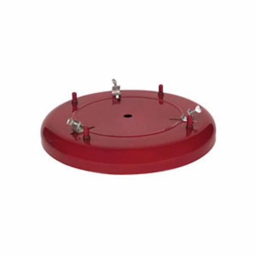 Alemite® 316315-5 Drum Dolly, 20 in Dia, For Use With 8570-5 16 gal Drum Oil Pump, Steel