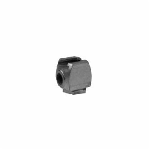 Alemite® 42030 Standard Pull-On Button Head Coupler, 7/16-27 NS-2 Female Thread