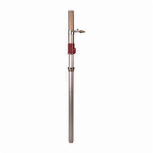 Alemite® 7216-4 Medium Pressure Oil Pump, Ink/Oil, Air Operated Pump, 55 gal Container, 14 gpm Flow Rate