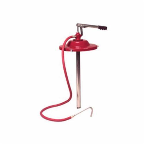 Alemite® 7534-4 Dual Leverage Pump, Oil, Pull Handle, 16 gal Container, 2.6 oz/stroke