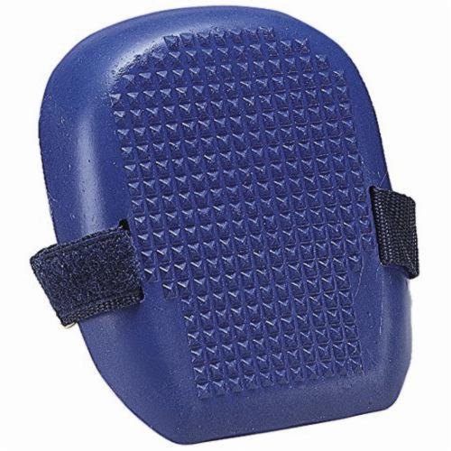Allegro® 7101 Standard, Neoprene/Rubber Cap, Neoprene/Natural Rubber Blend Pad, Hook and Loop Closure, Nylon Reinforced Elastic Strap, 1 Straps, Blue