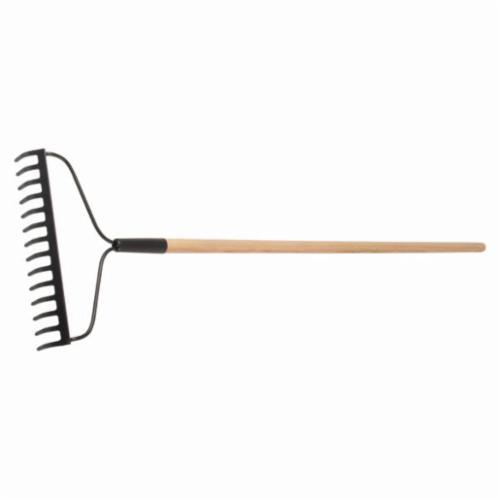 Ames® Eagle® 1881600 Bow Rake, 14, Hardwood Handle