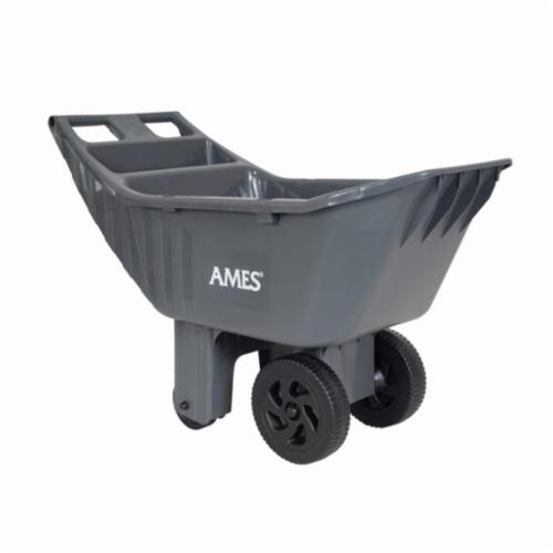Ames® 2463875 Easy Roller Hose Cart, 30 in L x 21-1/2 in W x 45 in H