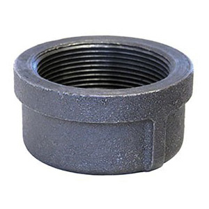 Anvil® 0319901161 FIG 1124 Pipe Cap, 6 in, FNPT, 150 lb, Malleable Iron, Galvanized, Domestic