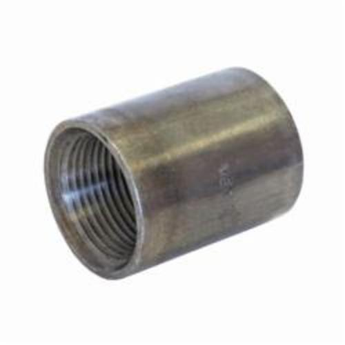 Beck® 0320200249 Taper Tapped Pipe Coupling, 3 in, SCH 40/STD, Black