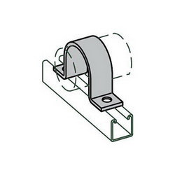 Anvil-Strut™ 2400239303 FIG AS 3126 Hold Down Clamp, 500 lb Load