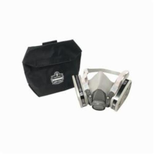 Arsenal® 13182 GB5182 Respirator Half Mask Bag, 7 in H x 3 in W x 8-1/2 in D, 420D Nylon