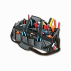 Arsenal® 13745 5845 Trades Tool Organizer, 8-1/2 in H x 8 in W x 19 in D, 32 Pockets, 1680D Ballistic Polyester