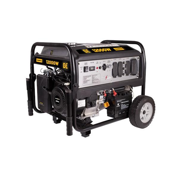 BE Power BE12000ES 12,000 Watt generator with electric start