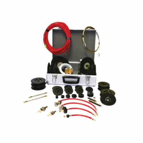 B&B Pipe and Industrial Tools 1099 Double Seal Purge System Kit, 0.0629 to 8.661 in Pipe, 626 deg F