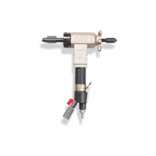 B&B Pipe and Industrial Tools 8050-PNEU PREP 2 Pipe Beveling Machine, 1/2 to 1-1/2 in Pipe, Pneumatic Motor, Alloy Steel Body, 110 VAC, 0 to 215 rpm