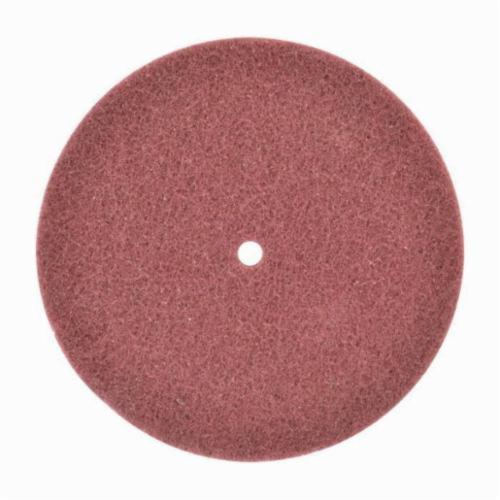 Norton® High Strength 66261004506 Non-Woven Abrasive Disc, 8 in Dia, 240/360 Grit, Very Fine Grade, Aluminum Oxide Abrasive