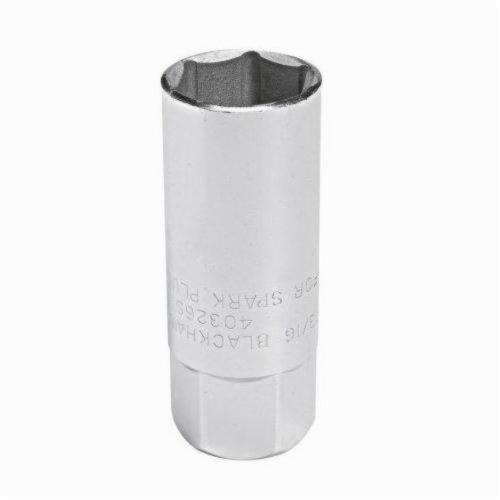 Stanley® 40326S Spark Plug Standard Length Socket, Imperial, 1/2 in, 13/16 in