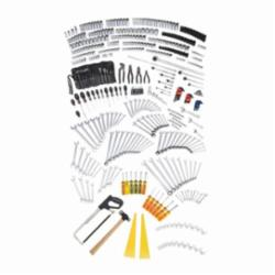 Blackhawk™ by Proto® 970560 Metric/SAE Deep/Standard Length Master Tool Set, 1/4 in, 3/8 in, 1/2 in, 3/4 in Drive, 560 Pieces
