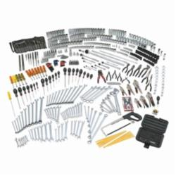 Blackhawk™ by Proto® 970687 Metric/SAE Deep/Standard Length Master Tool Set, 1/4 in, 3/8 in, 1/2 in, 3/4 in Drive, 687 Pieces