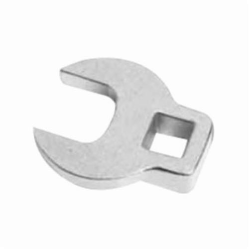 Stanley® BCF-26 Crowfoot Wrench, Imperial, 13/16 in, 3/8 in Drive, 3-11/16 in OAL, Polished Chrome