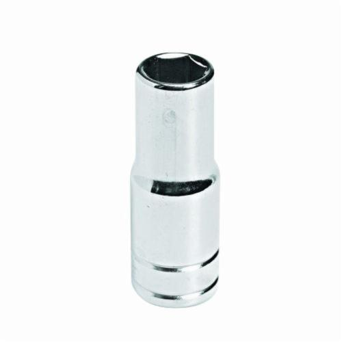 Stanley® HW-1510 Deep Length Socket, Imperial, 3/8 in Square Drive, 5/16 in