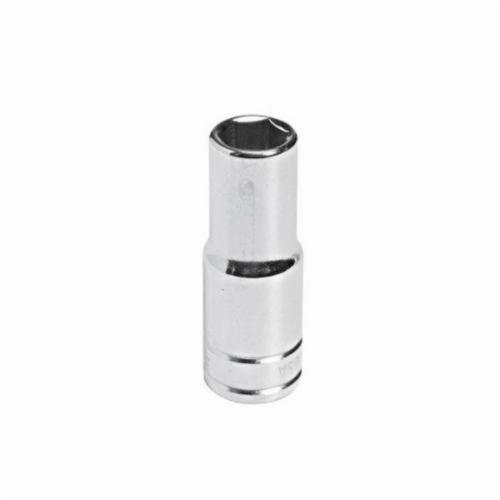 Stanley® HW-1520 Deep Length Socket, Imperial, 3/8 in Square Drive, 5/8 in