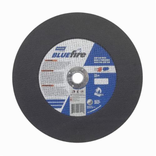 Norton® Gemini® RightCut™ 66252843226 RightCut™ All Purpose Cut-Off Wheel, 5 in Dia x 0.04 in THK, 7/8 in Center Hole, 24 Grit, Zirconia Alumina Abrasive