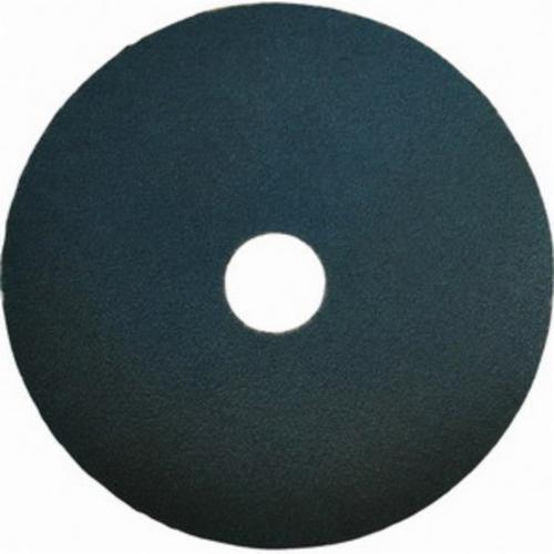Norton® BlueFire® 66261138600 F826P Heavy Duty Coated Abrasive Disc, 5 in Dia, 7/8 in Center Hole, 80 Grit, Medium Grade, Zirconia Alumina Abrasive, Center Mount Attachment