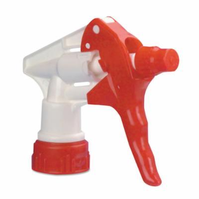 Boardwalk® BWK09227 Non-Leaking Trigger Sprayer, 8 in L, Polypropylene, Red/White