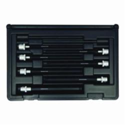 Bondhus® 30845 ProHold® Socket Bit Set, Imperial, 7 Pieces, ProGuard™