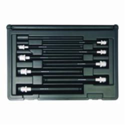 Bondhus® 30887 ProHold® Socket Bit Set, Metric, 8 Pieces, ProGuard™