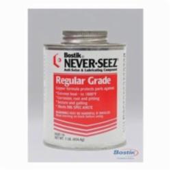 Bostik® Never-Seez® NS-160 535 Anti-Seize Compound, 1 lb Flat Top Can, Paste, Gray/Silver