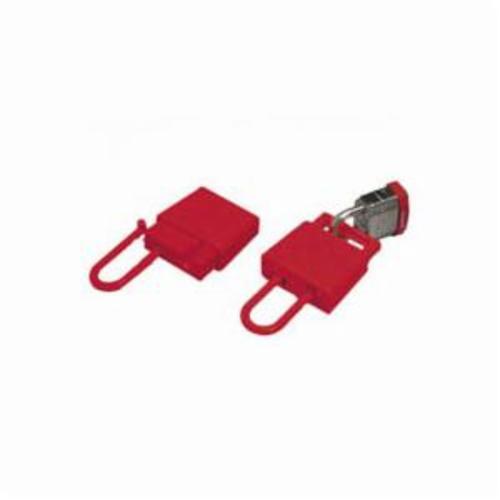 Brady® 45582 Lockout Hasp, Plastic Resin