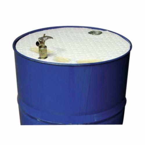 SPC® DTO25 Industrial Drum Top Cover, Polypropylene