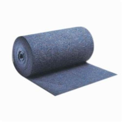 SPC® RAG36150 Heavyweight Surface Absorbent Mat and Rug, 150 ft L x 36 in W, 55 gal Absorption, Cotton/Polyester Fiber