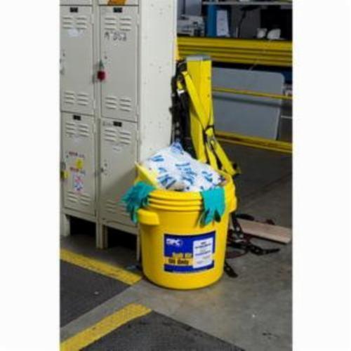 SPC® SKO-20 Lab Pack, 20 gal Drum, Fluids Absorbed: Oil and Petroleum