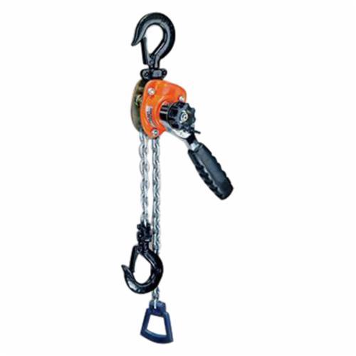 Yale® Hoist 2204 Roller Chain Hoist, 0.5 ton Load, 10 ft Lifting Height