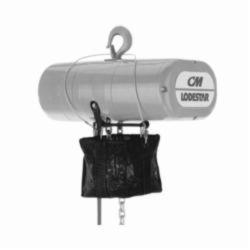 CM® 2478 Chain Container, Fabric/Vinyl Coated Polyester, 13 in H, For Use With Lodestar® Model J, JJ, L and LL Electric Chain Hoists