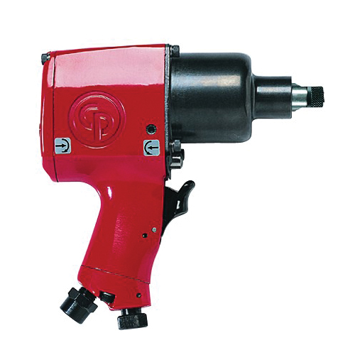 CP 6151909542 Impact Wrench, 1/2 in Drive, 34 to 434 N-m Forward/ 610 N-m Reverse Torque, 13 cfm Air Flow, 6.6 in OAL