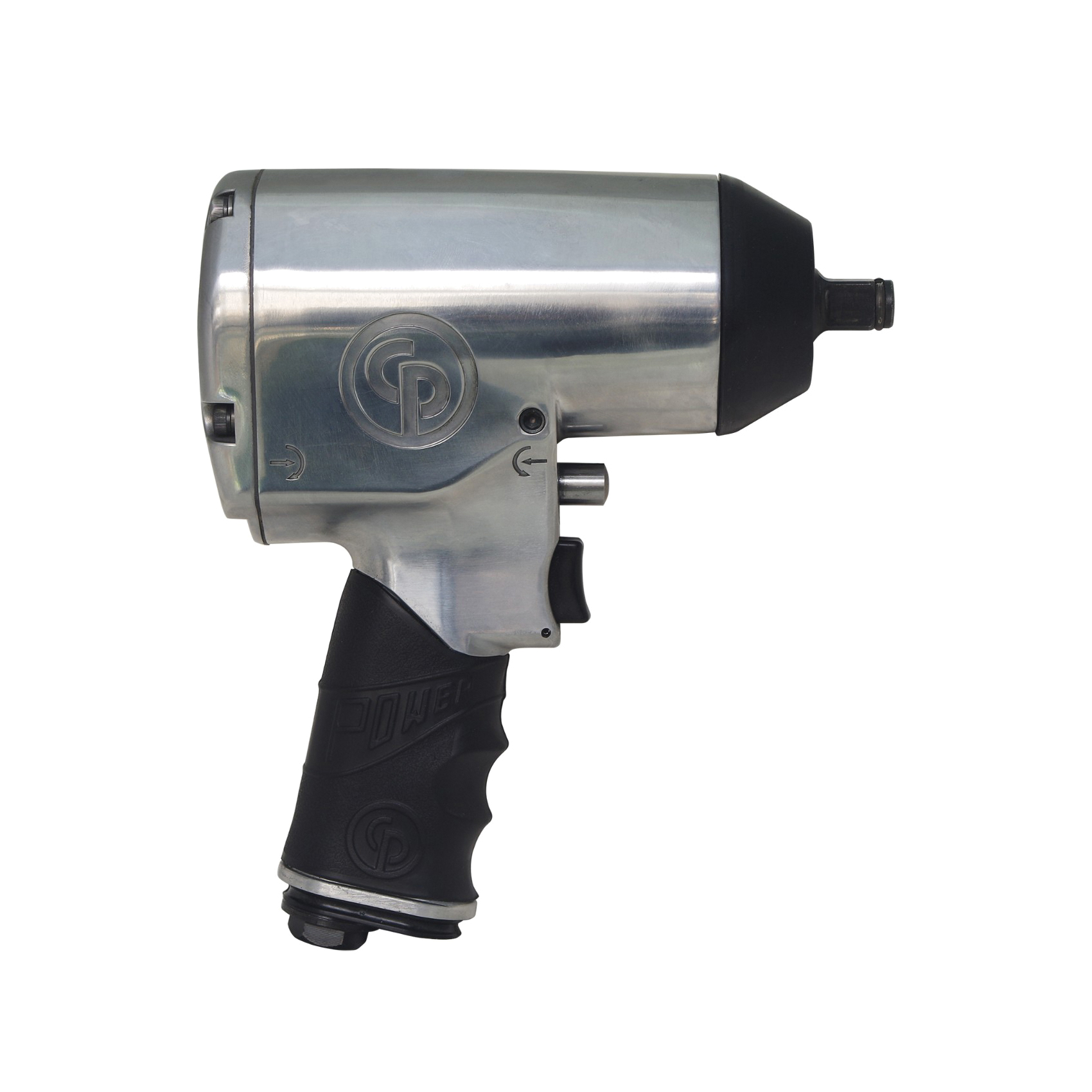 CP T024587 Impact Wrench, 1/2 in Drive, 68 to 610 N-m Forward/ 827 N-m Reverse Torque, 22 cfm Air Flow, 7 in OAL
