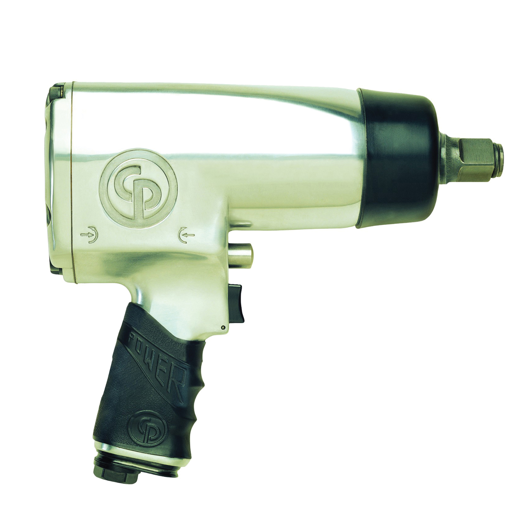 CP T024598 Impact Wrench, 3/4 in Drive, 203 to 949 N-m Forward/ 1356 N-m Reverse Torque, 24 cfm Air Flow, 9.63 in OAL